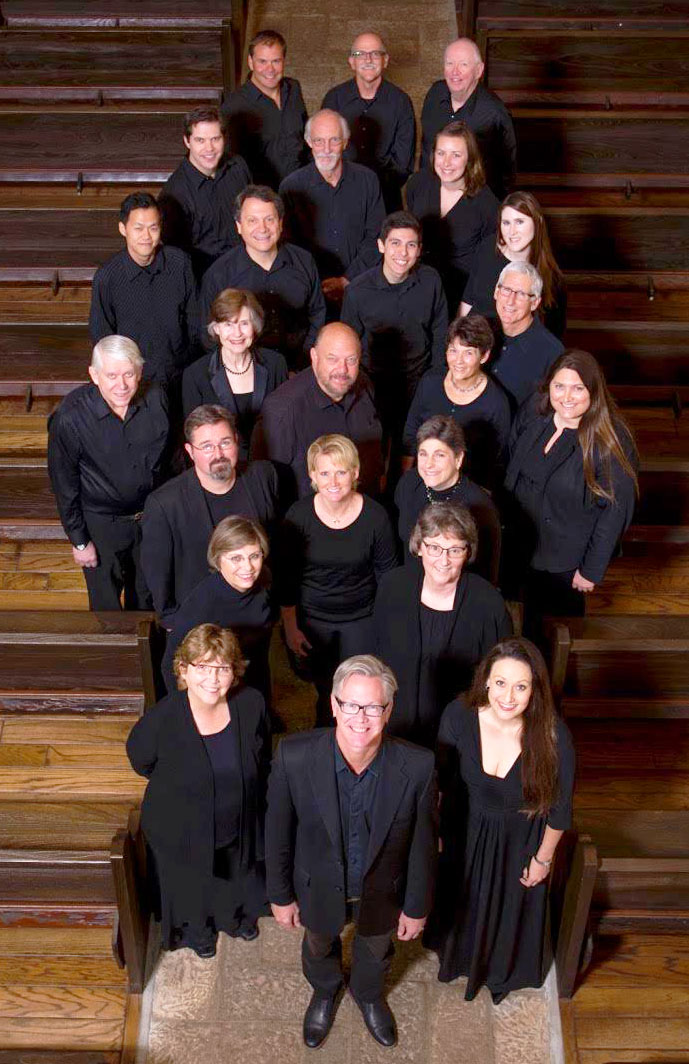 Quire of Voyces Singers, Fall 2015