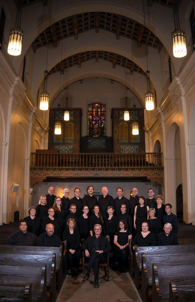 Quire of Voyces Fall 2019 Tall